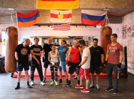 Profiboxstall in Essen! Fitness Boxen in Essen Mülheim an Der Ruhr Gelsenkirchen, Boxtraining, Selbstverteidigung, Kampfsport,
