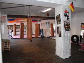 Boxen Kick-Boxen MMA